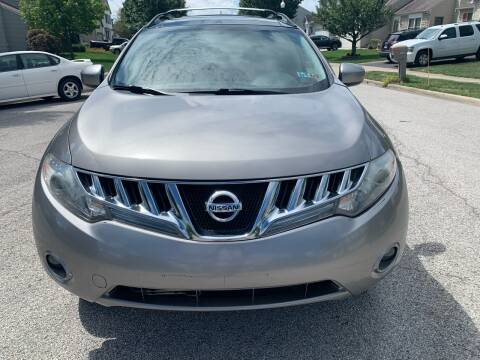 2010 Nissan Murano for sale at Via Roma Auto Sales in Columbus OH