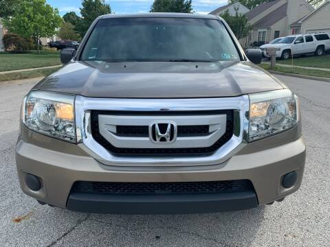 2011 Honda Pilot for sale at Via Roma Auto Sales in Columbus OH