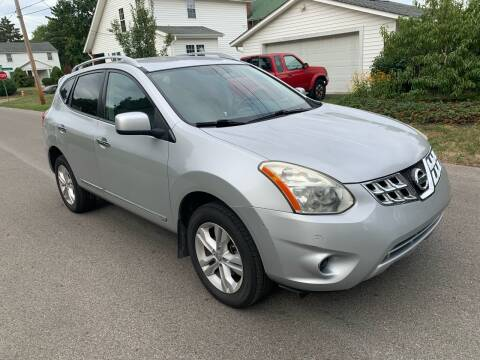2012 Nissan Rogue for sale at Via Roma Auto Sales in Columbus OH