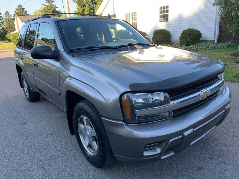 2006 Chevrolet TrailBlazer for sale at Via Roma Auto Sales in Columbus OH