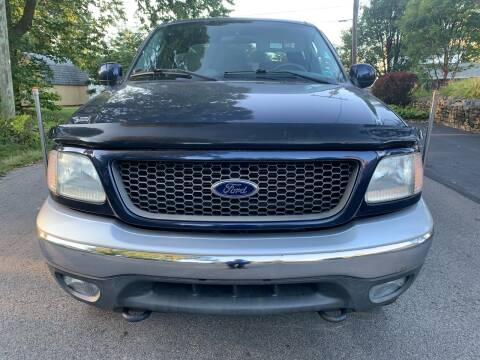2003 Ford F-150 for sale at Via Roma Auto Sales in Columbus OH