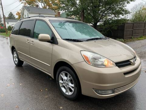 2004 Toyota Sienna for sale at Via Roma Auto Sales in Columbus OH