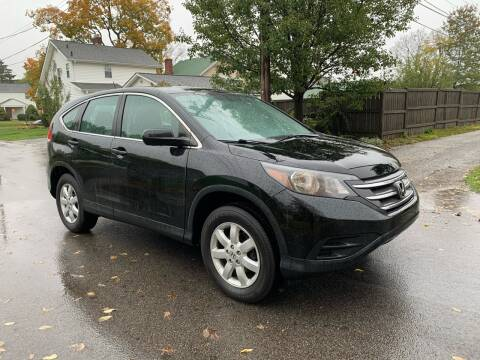 2014 Honda CR-V for sale at Via Roma Auto Sales in Columbus OH