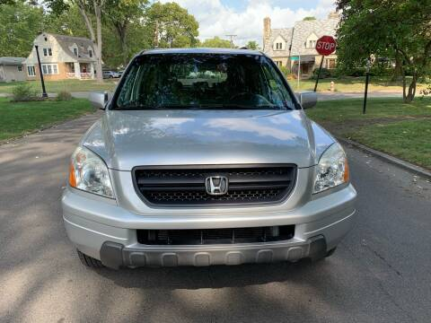 2007 Honda Pilot for sale at Via Roma Auto Sales in Columbus OH