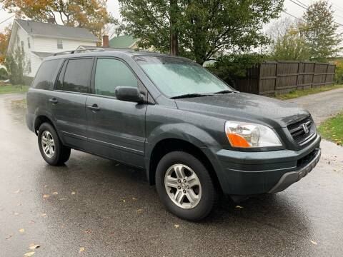 2005 Honda Pilot for sale at Via Roma Auto Sales in Columbus OH