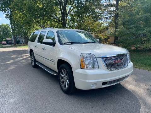 2012 GMC Yukon XL for sale at Via Roma Auto Sales in Columbus OH