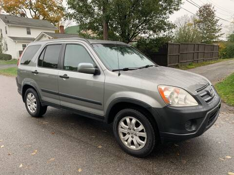 2005 Honda CR-V for sale at Via Roma Auto Sales in Columbus OH