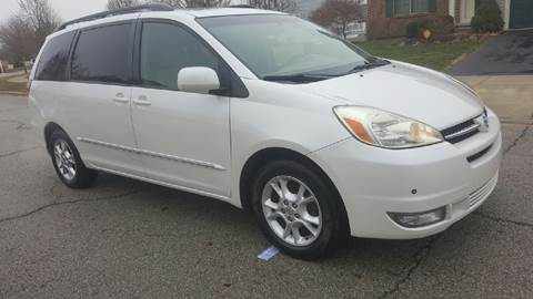 2005 Toyota Sienna for sale in Columbus, OH
