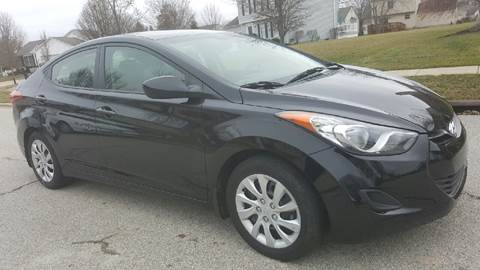 2013 Hyundai Elantra for sale in Columbus, OH