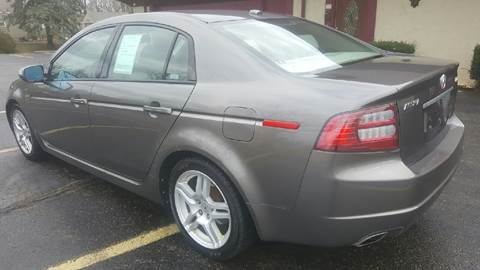 2007 Acura TL for sale in Columbus, OH