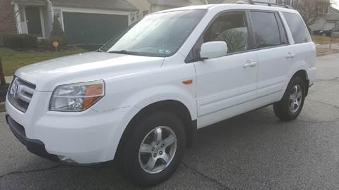 2008 Honda Pilot for sale in Columbus, OH