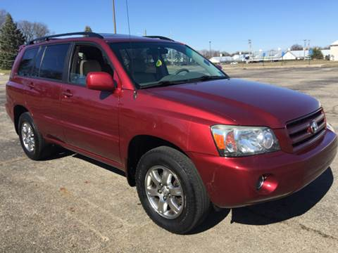 2007 Toyota Highlander for sale in Columbus, OH