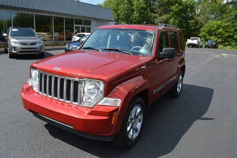 2008 Jeep Liberty for sale in Terra Alta, WV