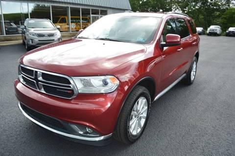 2015 Dodge Durango for sale in Terra Alta, WV