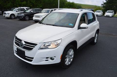 2009 Volkswagen Tiguan for sale in Terra Alta, WV