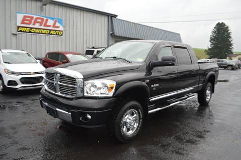 2008 Dodge Ram Pickup 1500 for sale in Terra Alta, WV