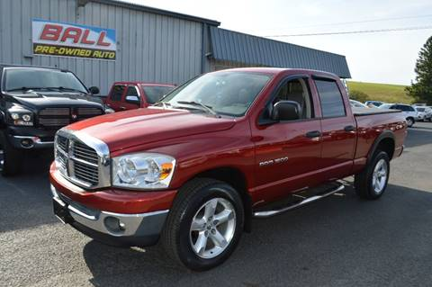 2007 Dodge Ram Pickup 1500 for sale in Terra Alta, WV