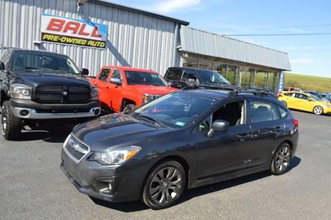 2012 Subaru Impreza for sale in Terra Alta, WV
