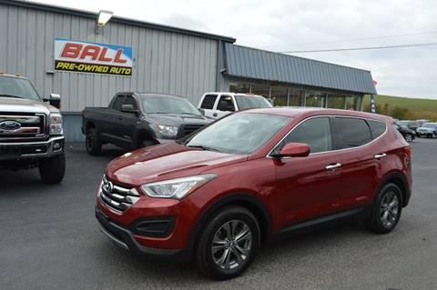 2013 Hyundai Santa Fe Sport for sale in Terra Alta, WV