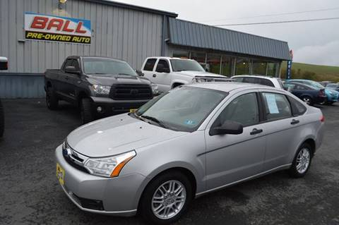 2010 Ford Focus for sale in Terra Alta, WV