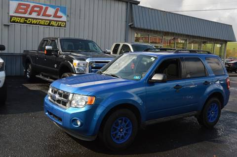 2012 Ford Escape for sale in Terra Alta, WV