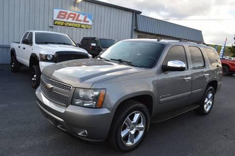 2008 Chevrolet Tahoe for sale in Terra Alta, WV