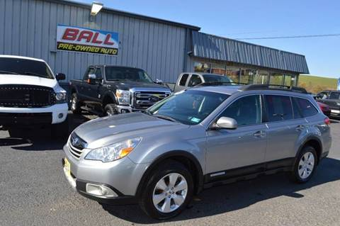 2011 Subaru Outback for sale in Terra Alta, WV