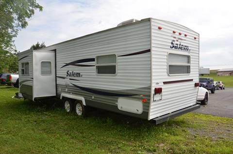 2007 Salem 26 for sale in Terra Alta, WV