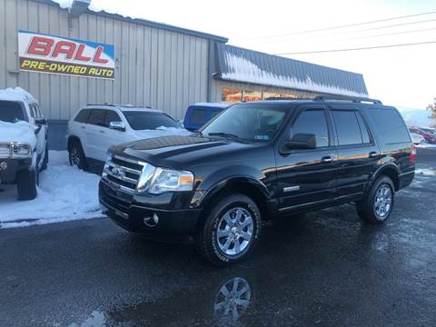 2008 Ford Expedition for sale in Terra Alta, WV