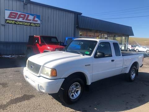 2003 Ford Ranger for sale in Terra Alta, WV