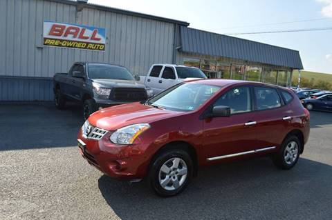 2013 Nissan Rogue for sale in Terra Alta, WV