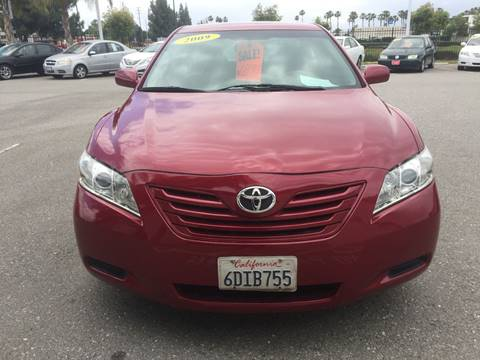 2009 Toyota Camry for sale in Redlands, CA