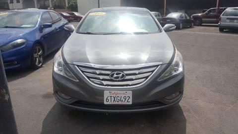 2012 Hyundai Sonata for sale in Redlands, CA