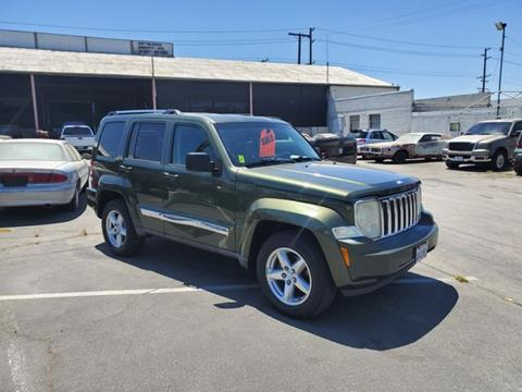 2008 Jeep Liberty for sale in Redlands, CA