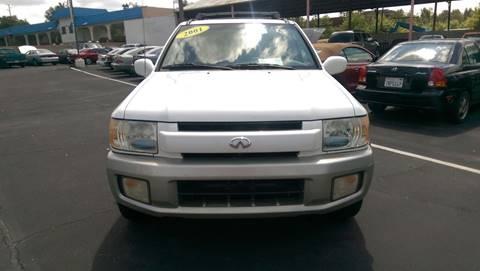 2001 Infiniti QX4 for sale in Loma Linda, CA