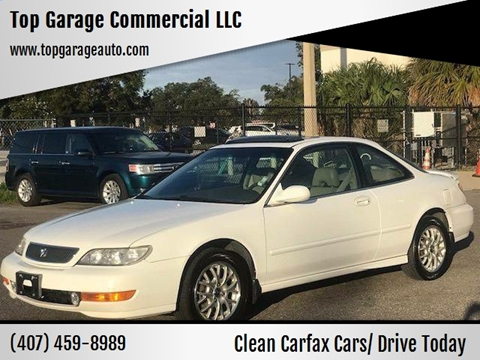 Acura CL For Sale In Florida Carsforsalecom - Acura cl for sale