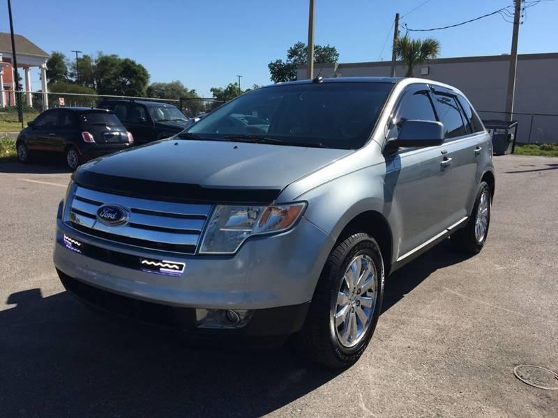 Ford Edge Sel Plus Dr Crossover Orlando Fl