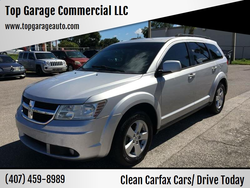 2010 Dodge Journey Sxt 4dr Suv In Orlando Fl Top Garage Commercial Llc