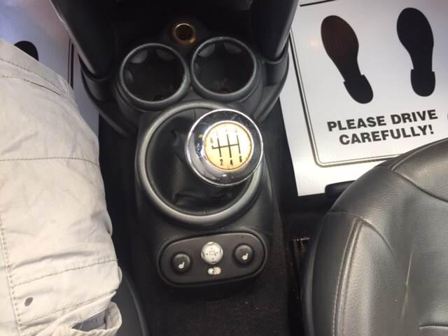 2003 MINI Cooper S 2dr Supercharged Hatchback - Eldridge IA