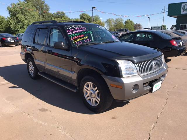 2005 Mercury Mountaineer AWD 4dr SUV - Eldridge IA