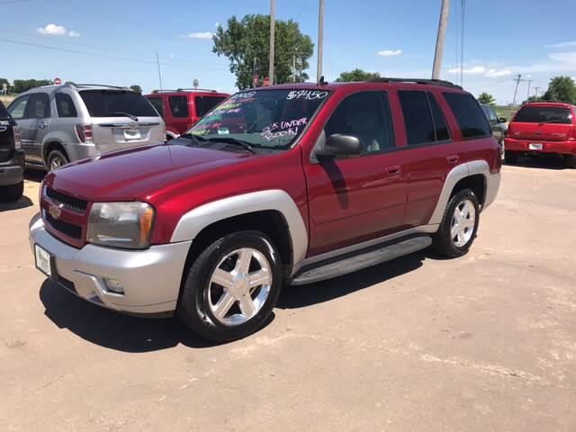 2008 Chevrolet TrailBlazer 4x4 LT2 4dr SUV - Eldridge IA
