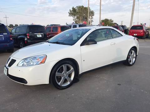 2007 Pontiac G6 for sale in Eldridge, IA