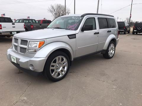 dodge nitro for sale in iowa. Black Bedroom Furniture Sets. Home Design Ideas