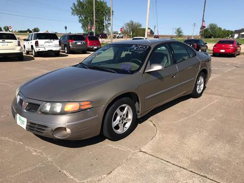 2001 Pontiac Bonneville for sale in Eldridge, IA