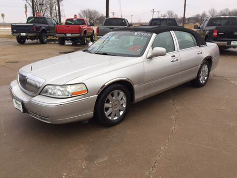 lincoln town car for sale in iowa. Black Bedroom Furniture Sets. Home Design Ideas