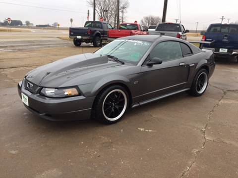 2003 Ford Mustang for sale in Eldridge, IA