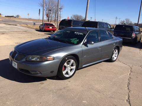 2005 Pontiac Bonneville for sale in Eldridge, IA