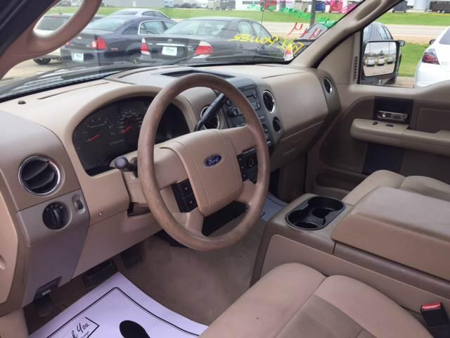2005 Ford F-150 4dr SuperCab XLT 4WD Styleside 6.5 ft. SB - Eldridge IA