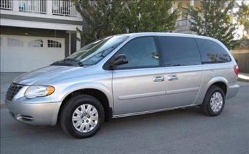 2007 Chrysler Town and Country for sale in Houston, TX