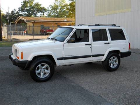 2001 jeep cherokee for sale in houston tx. Black Bedroom Furniture Sets. Home Design Ideas